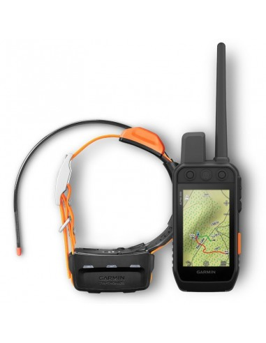 PACK GARMIN ALPHA 100 + TT 15  FR