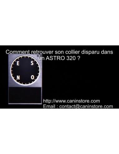 Langue sur son ASTRO 320