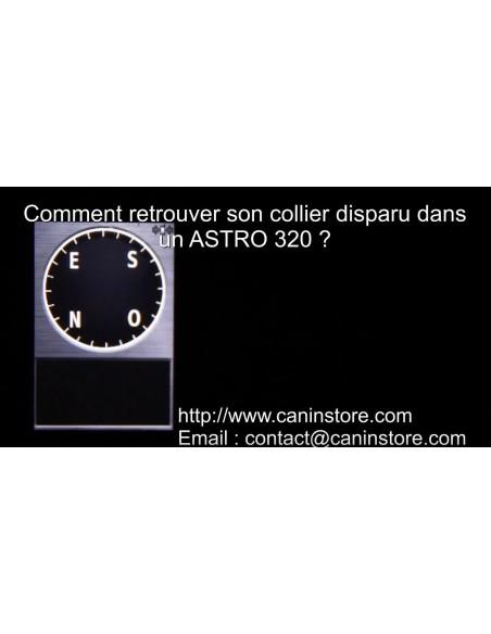 Démarrer le suivi collier DC30 DC40 DC50 T5 TT15