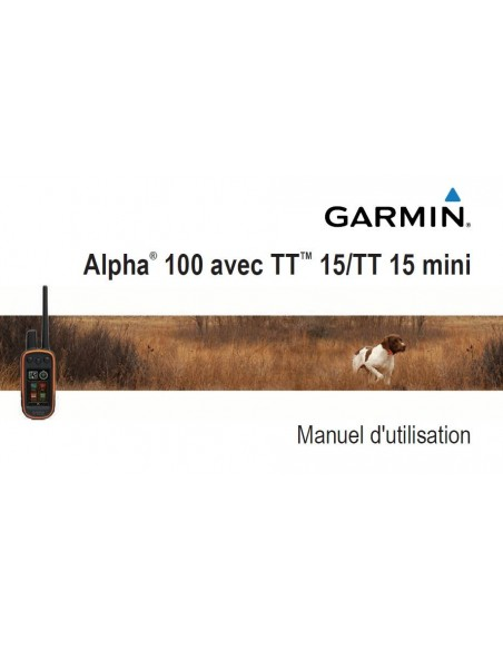 MANUEL ALPHA 100 + MINI TT15